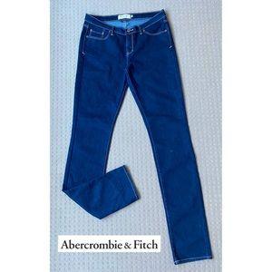 Abercrombie & Fitch Erin Skinny Jeans US8L AU12